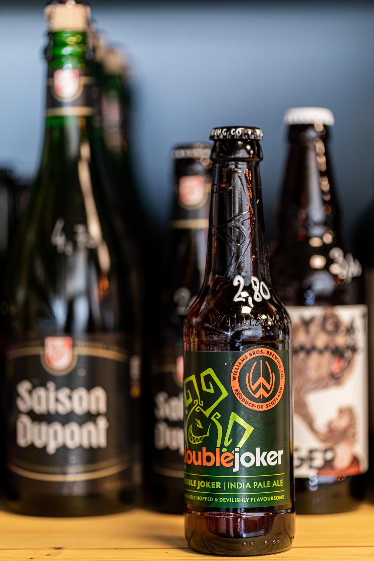 espace dédié à la bière l'isle-jourdain Gers